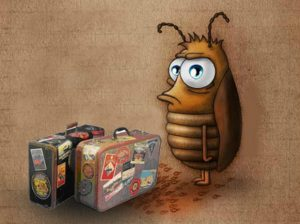 Нашествие-тараканов